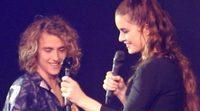 """Eurovisión 2017: Manel Navarro canta """"Shape Of You"""" junto a Lucie Jones en el Euroclub"""