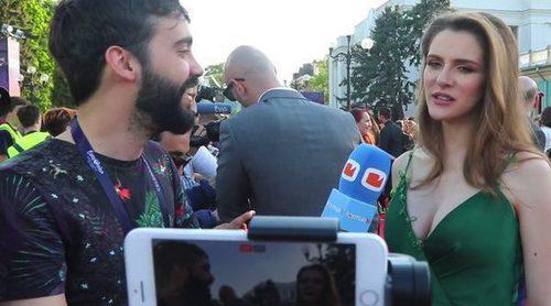 Eurovision 2017: Retransmisión en directo de la alfombra roja de la Welcome Party