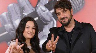 """Rocío (ganadora 'La Voz Kids 3'): """"Me gustaría representar a España en Eurovisión"""""""