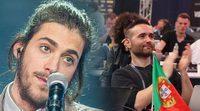 Eurovisión 2017: Reacciones en la sala de prensa al primer ensayo de Salvador Sobral (Portugal)