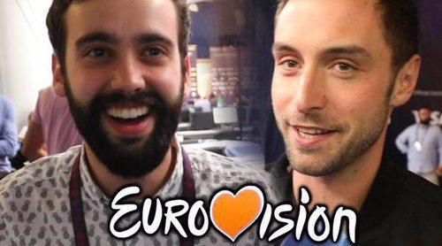 'Eurovisión Diaries': ¿Quiénes serán los vencedores de la primera semifinal de Eurovisión 2017?