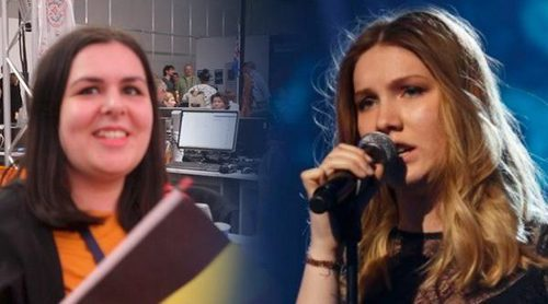 Eurovisión 2017: ¿Ha afinado Blanche (Bélgica) en la semifinal? Reacciones en la sala de prensa
