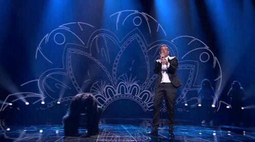 """Eurovisión 2017: Así es la realización italiana de Francesco Gabbani y """"Occidentali's Karma"""""""