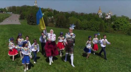 La simpática reaparición de Verka Serduchka en la semifinal de Eurovisión 2017