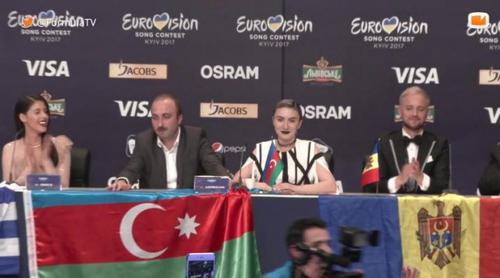 Eurovisión 2017: Rueda de prensa completa de los países clasificados para la Final de Eurovisión en Kiev