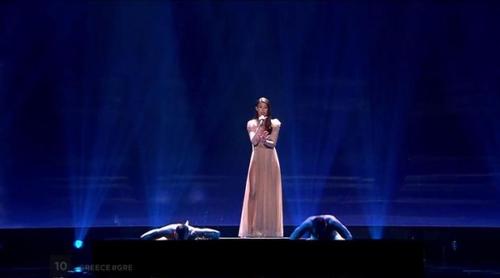 """Eurovisión 2017: Demy (Grecia) canta """"This Is Love"""" en el Festival"""