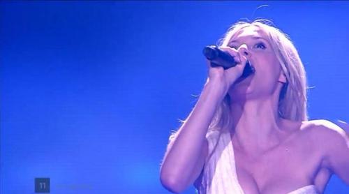 """Eurovisión 2017: Kasia Mos (Polonia) canta """"Flashlight"""" en el Festival"""