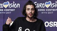 Eurovisión 2017: Salvador Sobral habla de la crisis de refugiados en la rueda de prensa de la Semifinal 1