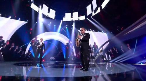 "Eurovisión 2017: Sunstroke Project (Moldavia) canta ""Hey Mamma"" en el Festival"