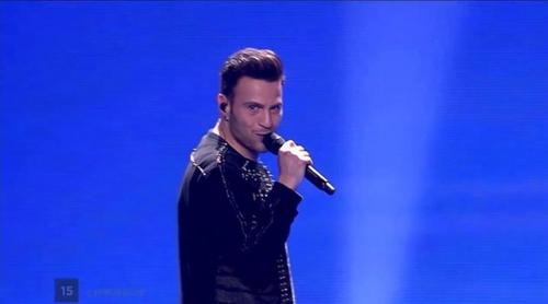 """Eurovisión 2017: Hovig (Chipre) canta """"Gravity"""" en el Festival"""
