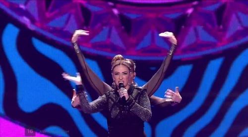 """Eurovisión 2017: Artsvik (Armenia) canta """"Fly With Me"""" en el Festival"""