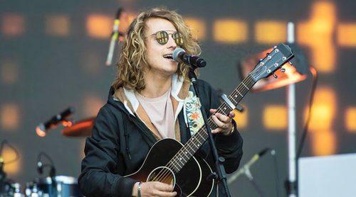 Eurovisión 2017: Así ha sido el concierto de Manel Navarro en el Eurovillage de Kiev