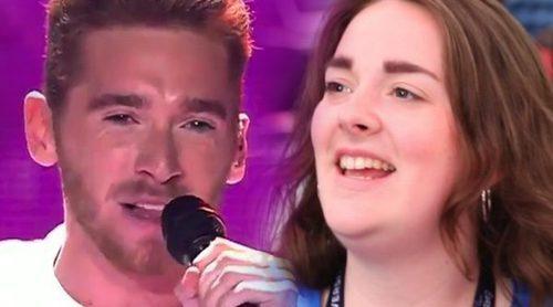 Eurovisión 2017: Así reacciona la zona de prensa a la actuación de Austria en la segunda semifinal
