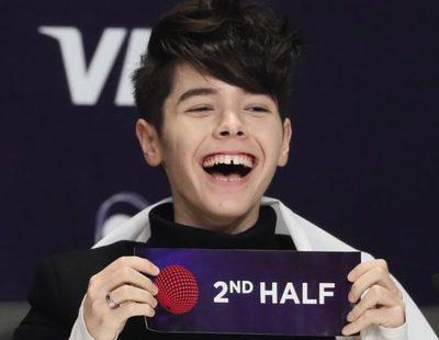 Eurovisión 2017: Rueda de prensa completa de los países clasificados en la segunda semifinal