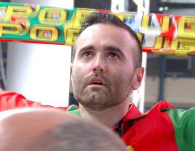 Eurovisión 2017: Así reacciona la zona de prensa a la actuación de Salvador Sobral (Portugal) en la final