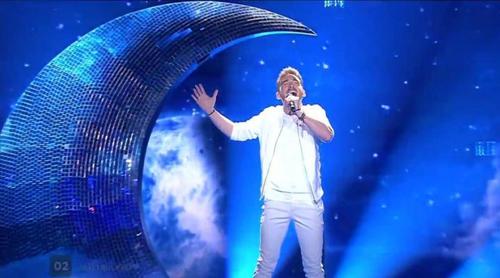 "Eurovisión 2017: Nathan Trent (Austria) canta ""Running On Air"" en el Festival"
