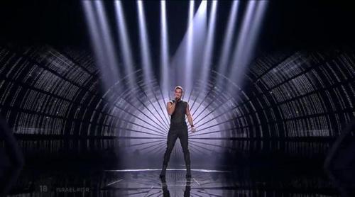 """Eurovisión 2017: IMRI (Israel) canta """"I Feel Alive"""" en el Festival"""