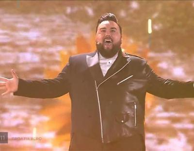 """Eurovisión 2017: Jacques Houdek (Croacia) canta """"My Friend"""" en el Festival"""