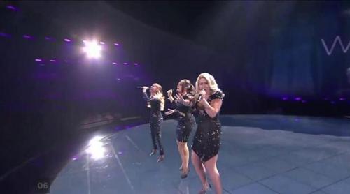 "Eurovisión 2017: OG3NE (Países Bajos) canta ""Lights and Shadows"" en el Festival"