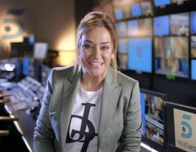 'Viva la vida': Promo del programa de Toñi Moreno los fines de semana en Telecinco