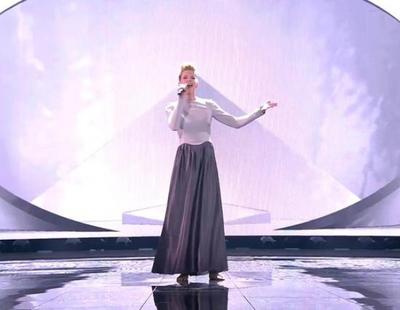 """Eurovisión 2017: Levina (Alemania) canta """"Perfect Life"""" en el Festival"""