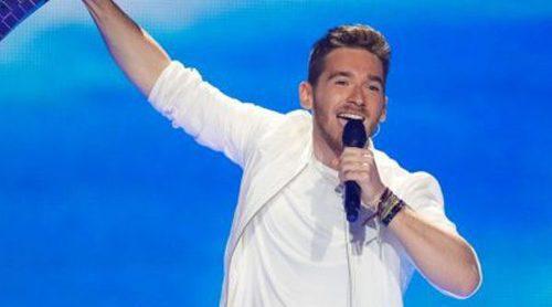 "Eurovisión 2017: Nathan Trent canta ""Running On Air"" en el Dress Rehearsal de la final"