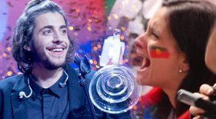 Eurovisión 2017: Así vivió la sala de prensa la victoria de Salvador Sobral (Portugal) en la final