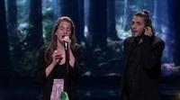 """La actuación de Salvador Sobral y su hermana Luísa Sobral tras ganar Eurovisión 2017: """"Amar Pelos Dois"""""""