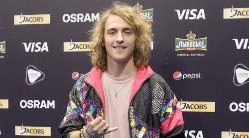 """Manel Navarro tras Eurovisión 2017: """"Nunca me había salido un gallo ahí y justo me tenía que salir en directo"""""""