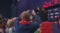 Eurovisión 2017: Rueda de prensa completa del ganador del Festival, Salvador Sobral (Portugal)
