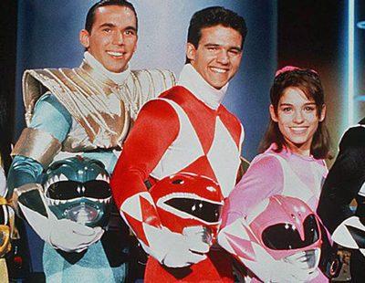 """""""Power Rangers"""": Jason David Frank y Amy Jo Johnson protagonizan una escena eliminada del reboot"""