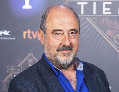 """José Ángel Egido ('El Ministerio del Tiempo'): """"Pensaba que Hitchock no era un personaje para mí"""""""