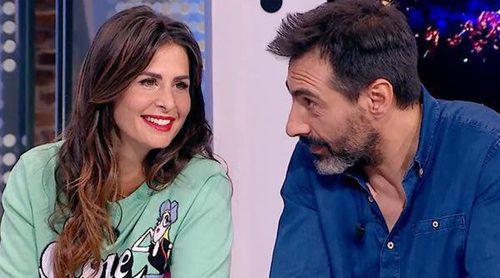 """Nuria Roca en 'Likes': """"Me sabe fatal que Manel Navarro se esté llevando toda esta tralla"""""""