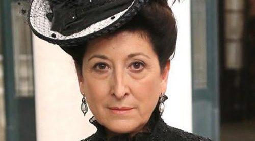 """Montse Alcoverro ('Acacias 38'): """"Nunca tuve miedo de que se cancelase la serie después del incendio"""""""