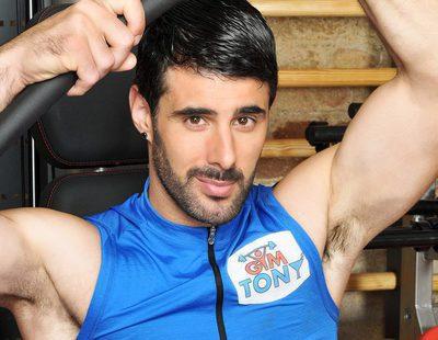 """David Amor ('Gym Tony'): """"Después de 'El club del chiste' fue todo muy duro, no me querían ni hacer castings"""""""