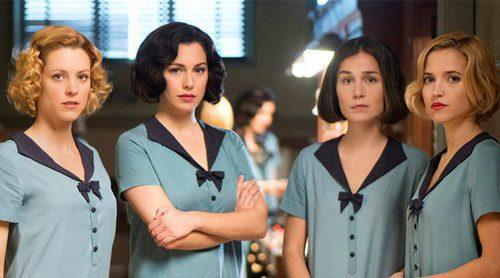 Making 'Las chicas del cable': Así ha vivido FormulaTV el casting organizado por Netflix