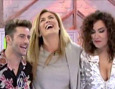 'Cámbiame': Carlota Corredera se sube a la pasarela del programa que ella misma presenta