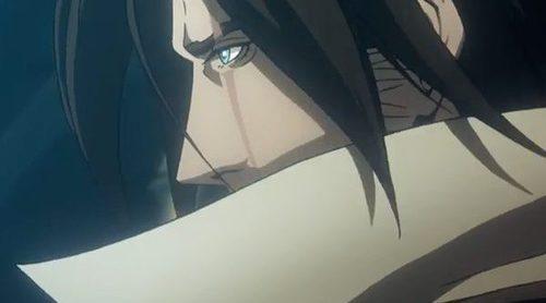 'Castlevania': Llega el hombre que matará a Drácula en el teaser tráiler de la adaptación del popular juego