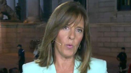 """Ana Blanco se equivoca y afirma que habrá terceras elecciones en un """"ano"""""""