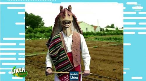 'Likes': Alejandro Alcaraz imagina en su sección 'Likeh Murcia' como sería 'Star Wars' si se rodase en Murcia