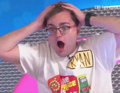 'El precio justo': Un chico pierde la cabeza tras ganar un premio en el concurso de CBS