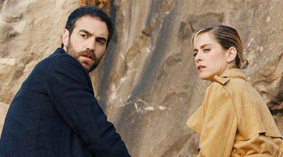 Making of de 'Allí abajo': Así fue el rodaje de una de las escenas más tensas de Carmen e Iñaki