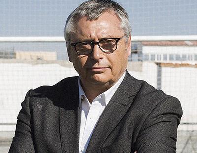"""Michael Robinson: """"En 'Caos F.C.' veo fútbol al desnudo, en su estado puro, sin maquillaje, ni nada postizo"""""""
