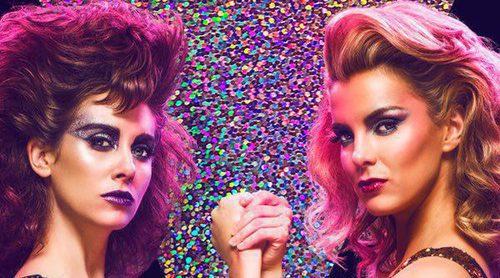 'GLOW': Los protagonistas de la nueva serie de Netflix se presentan en el póster oficial en movimiento