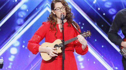 'America's Got Talent': Así es la actuación de Mandy Harvey, una mujer sorda que emocionó a Simon Cowell