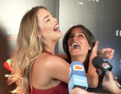 Alyson Eckmann y Aída Nízar se reencuentran tras 'GH VIP 5' e intercambian pullas