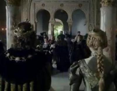 """'The White Princess': La escena de Rossy de Palma y la corte de los Reyes Católicos """"bailando flamenco"""""""
