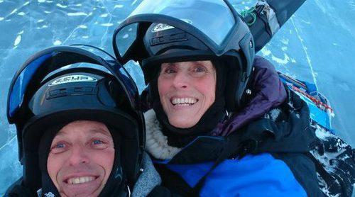 'Planeta Calleja': Mercedes Milá protagoniza la nueva entrega del programa con Jesús Calleja en el Polo Norte