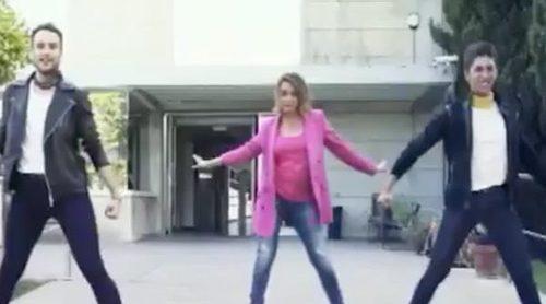 """'Gente maravillosa noche': Toñi Moreno cierra temporada protagonizando un musical versionando a """"La La Land"""""""