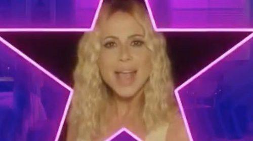"""Marta Sánchez busca su """"yo más total"""" y se transforma en una chica 'GLOW' en la nueva promo de la serie"""